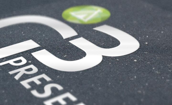 G3Presents logo en huisstijl ontwerp