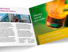 HIMS – UvA brochure ontwerp