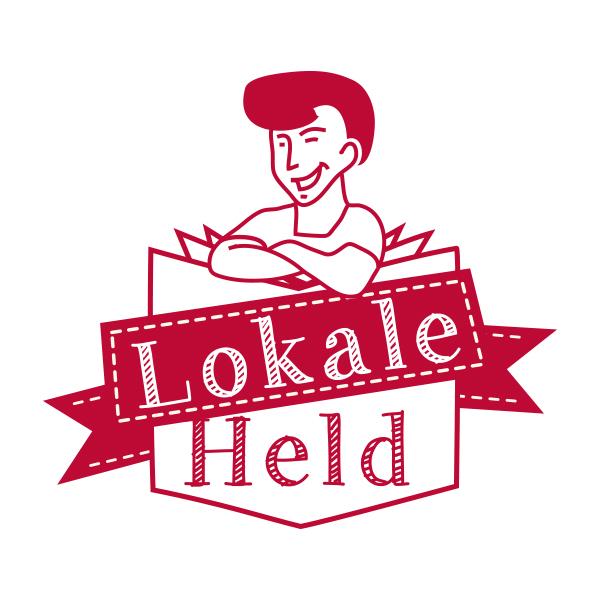 Logo ontwerp Lokale Held