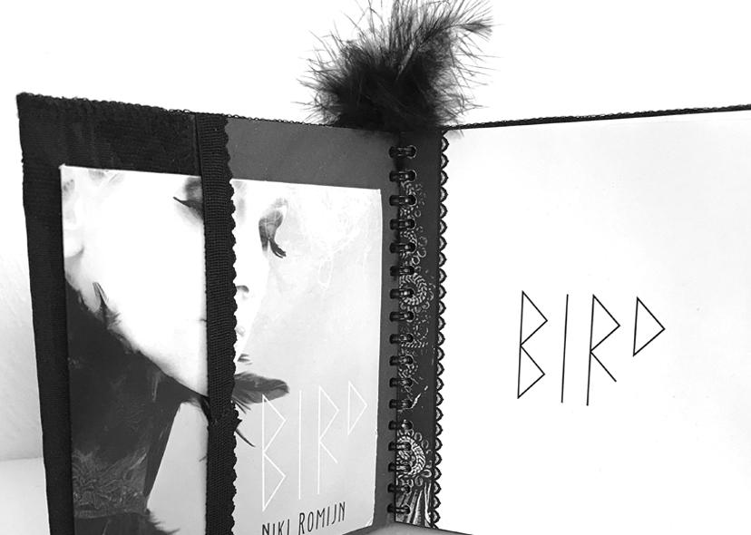 Cd boekje voor Bird, cd van Niki Romijn