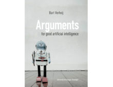 Boekomslag Arguments for good artificial intelligence