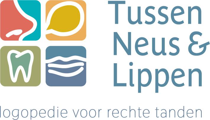 Logo ontwerp voor Tussen Neus & Lippen